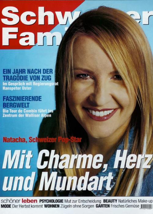 Charme , Herz und Mundart - Schweizer Familie - NATACHA