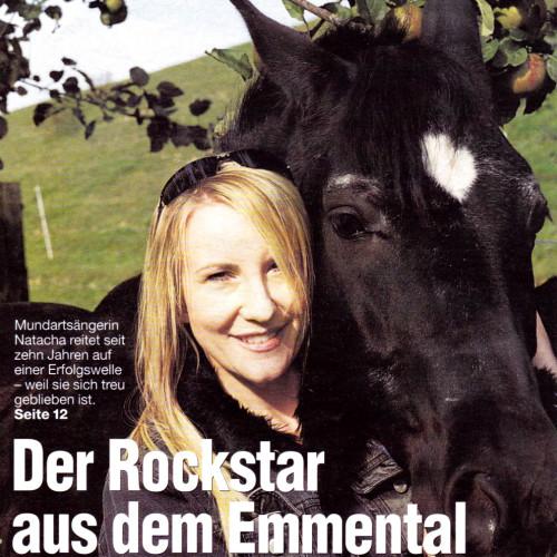 Rockstar aus dem Emmental - NATACHA