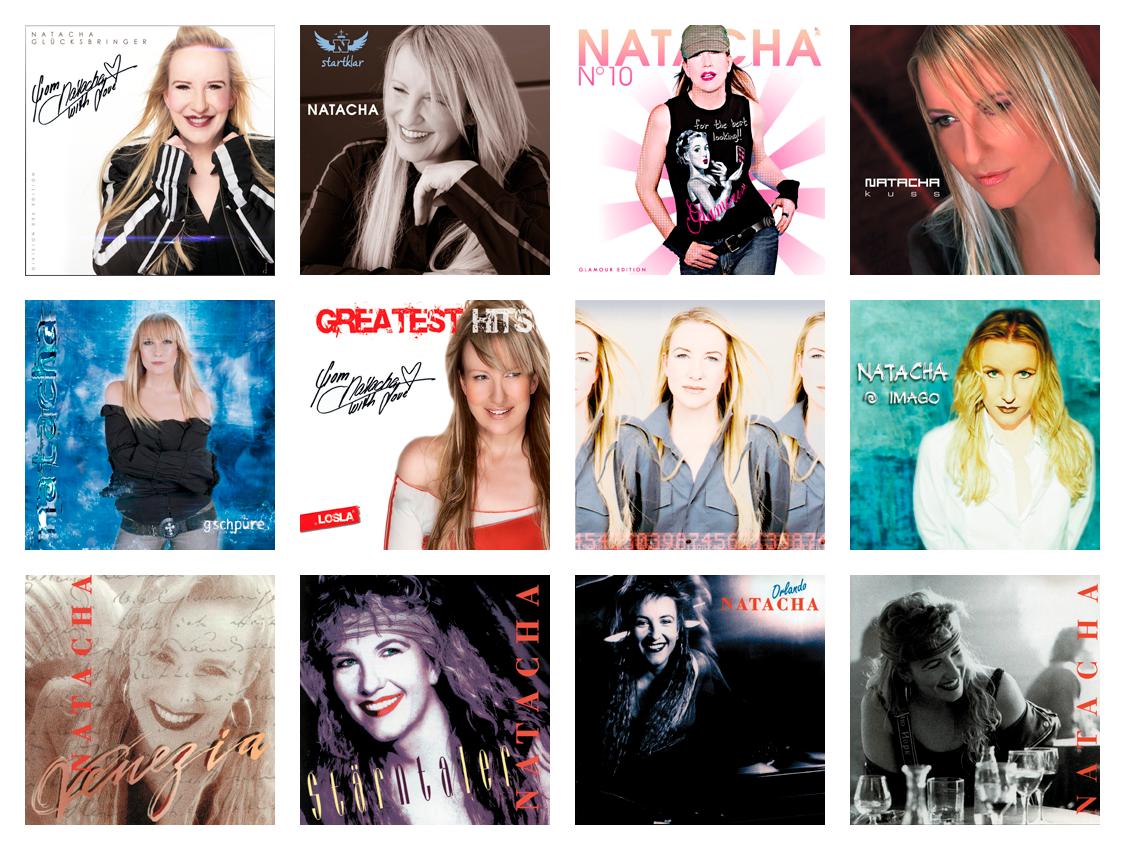 Natacha Covers
